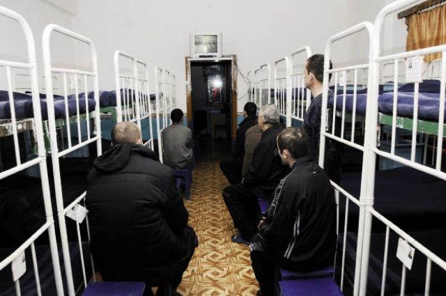 Изколонии под Красноярском убежал осужденный-сторож