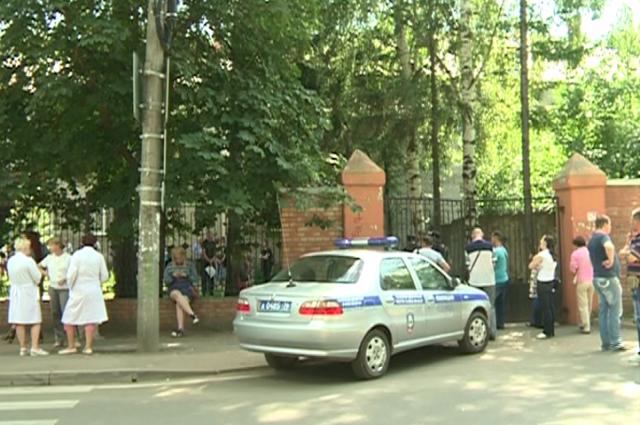 ВЯрославле ищут мужчину, сообщившего обомбе впсихбольнице