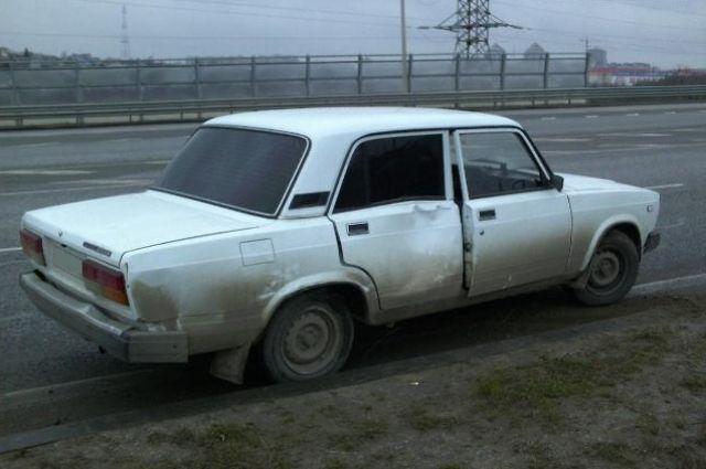 21-летний рецидивист изВолжского избил иограбил таксиста вВолгограде