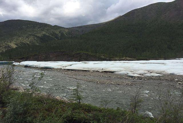 Неизведанная Арктика манит геологов