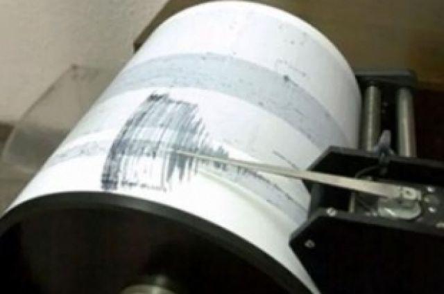 Землетрясение магнитудой 4,2 случилось уберегов Камчатки