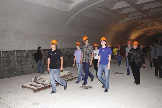 Омское метро - главная тема для шуток иногородних гостей.