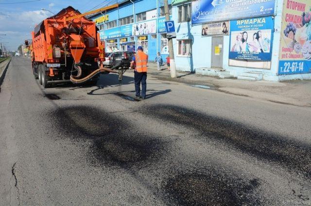 ВБарнауле обновляют парк дорожной техники