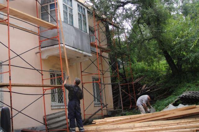 НаКубани в 2016-ом году будет отремонтировано 536 многоквартирных домов вместо 380