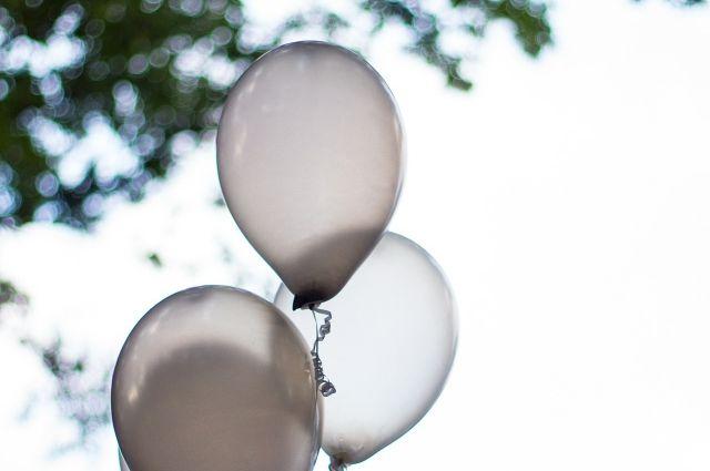 3000 надувных шаров украли воры вСестрорецке