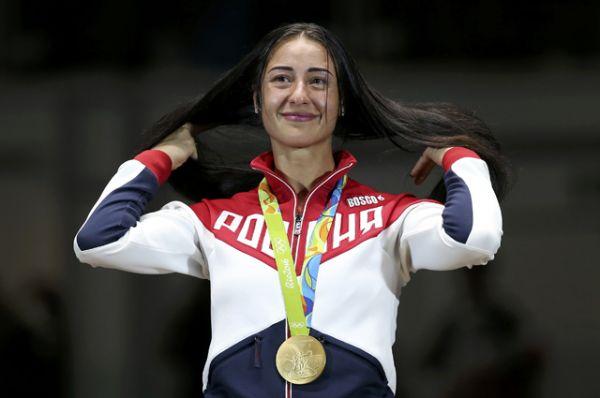 8 августа золото Олимпиады выиграла российская саблистка Яна Егорян.