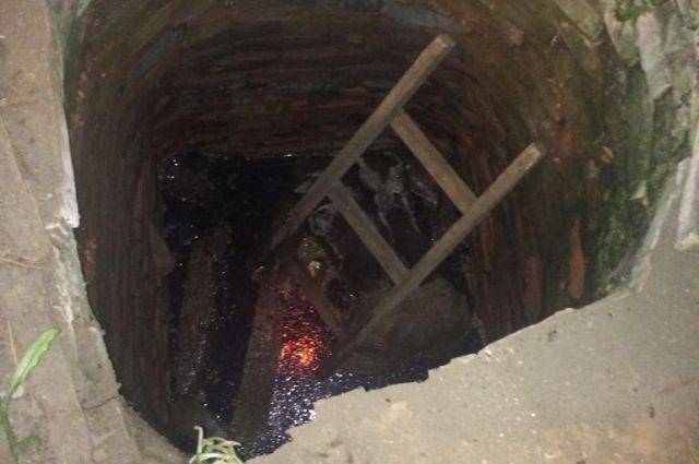 НаКубани надне колодца отыскали труп юного мужчины