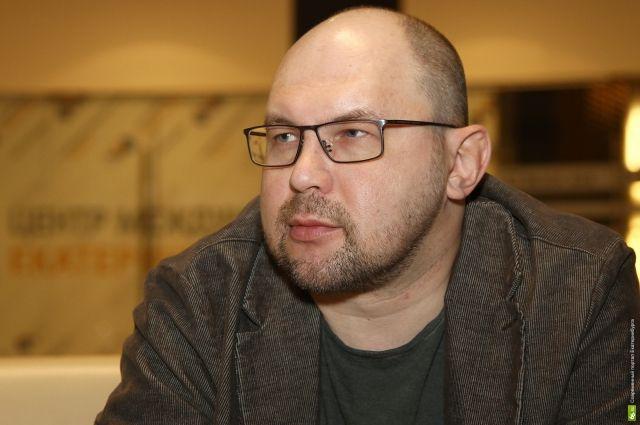УАлексея Иванова выходит новая книжка