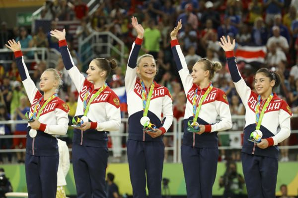 9 августа женская сборная России по спортивной гимнастике завоевала серебро в командном первенстве.