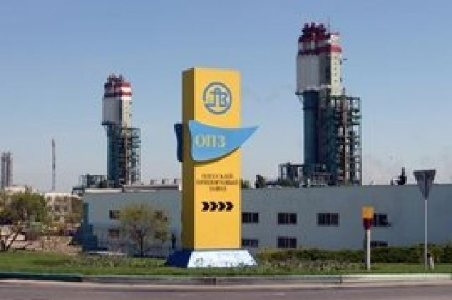 «Одесский припортовый завод» остановили