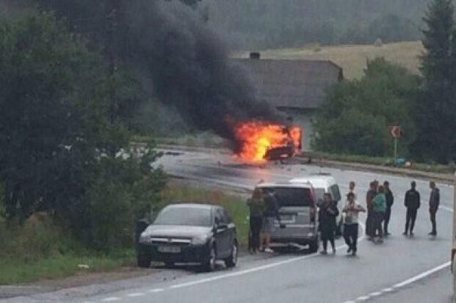 Катастрофа наЛьвовщине: вДТП савтобусами погибли 4 человека