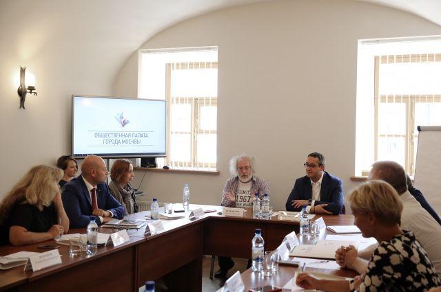 Публичная палата города Москвы создаст штаб понаблюдению завыборами