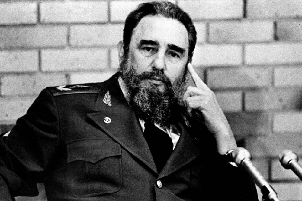 В 1976 году Фидель стал председателем Государственного совета Кубинской национальной ассамблеи, совместив посты главы правительства и главы государства.