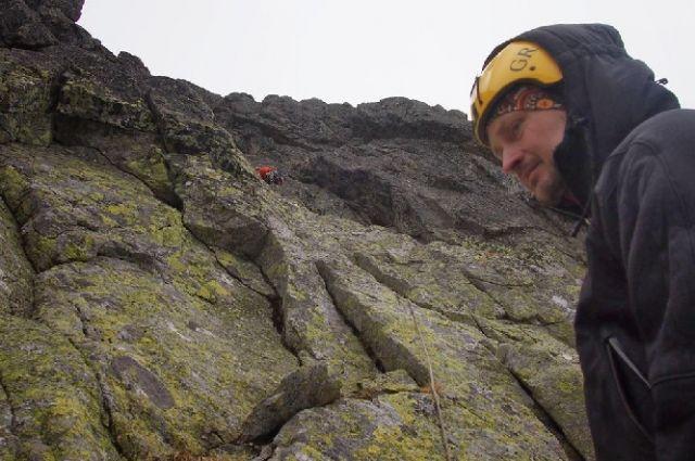 Вгорах Грузии погиб украинский альпинист