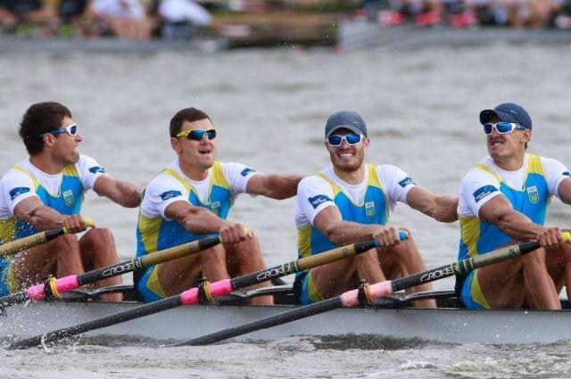 Мужская сборная Украины по академической гребле
