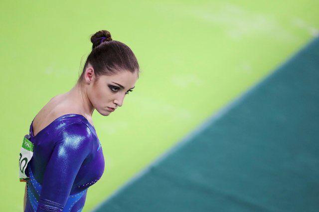 Алия Мустафина завоевала «бронзу» Олимпийских игр вРио вличном многоборье