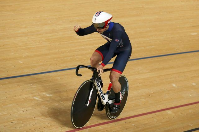 Рио-2016: английские велосипедисты установили новый олимпийский рекорд вкомандном спринте
