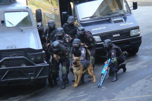 ВБразилии арестовали двоих подозреваемых вподготовке теракта впроцессе Олимпиады
