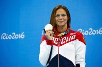Юлия Ефимова завоевала на Олимпиаде в Бразилии уже две серебряных медали.