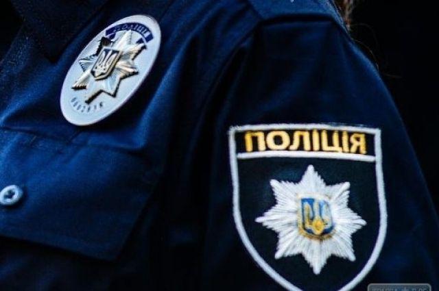 ВКиеве попались навзятке двое патрульных