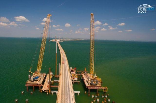 «Язабиваю…»— строителям Керченского моста посвятили песню