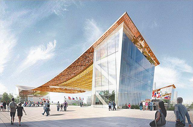 Так будет выглядеть стадион «Торпедо» после реконструкции.