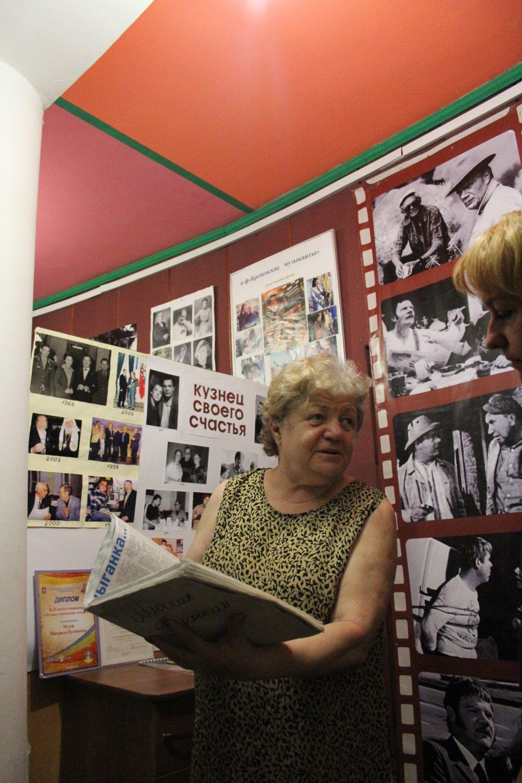 Ирина Константиновна надеется, что в Ростове также появится памятник Михаилу Пуговкину.