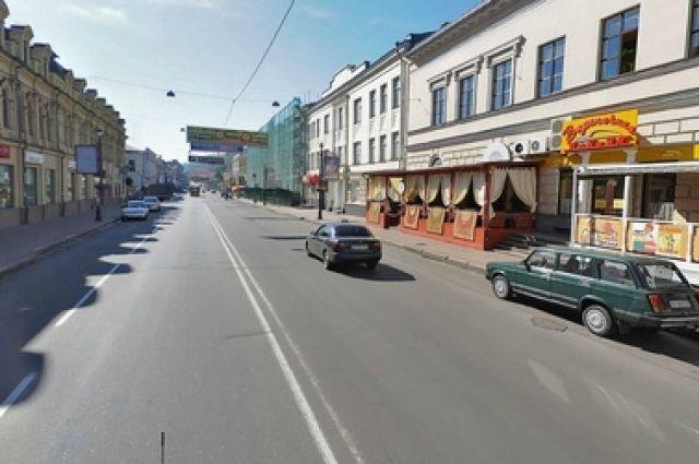 Улица Сагайдачного накиевском Подоле станет пешеходной ввыходные дни