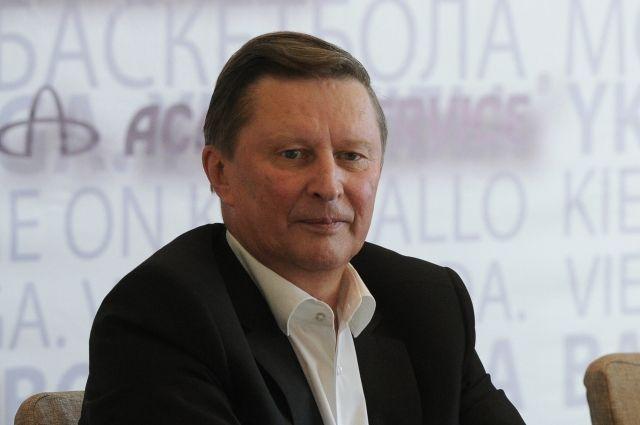 сергей иванов освобожден должности главы администрации президента