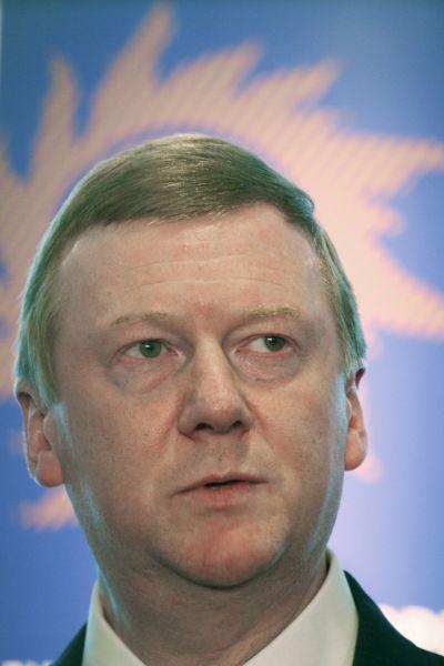 Анатолий Чубайс. 15 июля 1996 года — 7 марта 1997 года. Президент — Борис Ельцин.