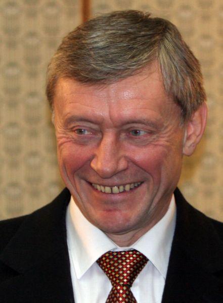 Николай Бордюжа. 7 декабря 1998 года — 19 марта 1999 года. Президент — Борис Ельцин.