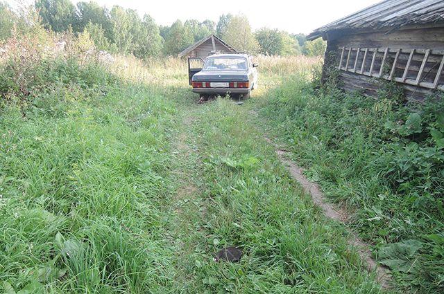 ВУнинском районе «Волга» задавила человека