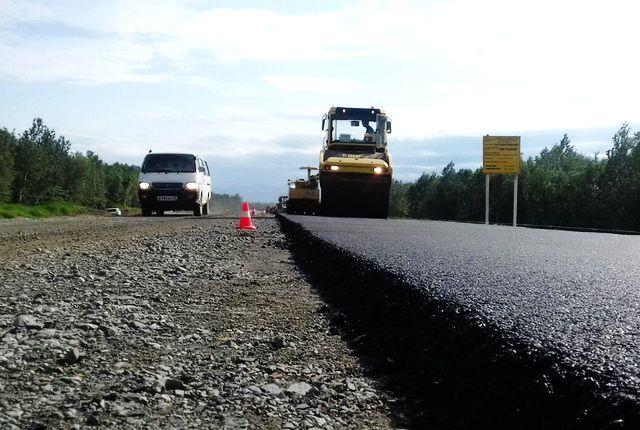 В предстоящем 2017-ом наремонт дорог Петербурга просят рекордные 10 млрд руб.