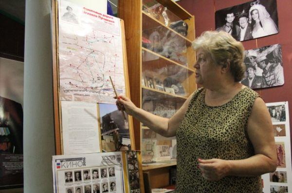 В музее можно узнать о боевом пути актёра, которому довелось защищать Родину в Ростовской области. на Миус-фронте.
