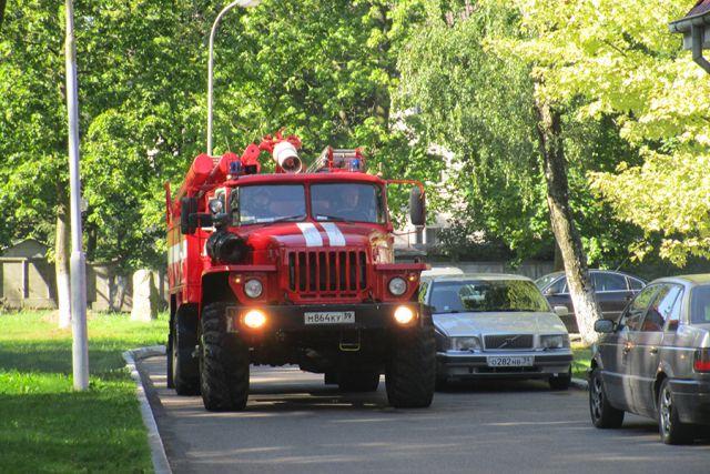 В здании прокуратуры Калининградской области произошел взрыв.