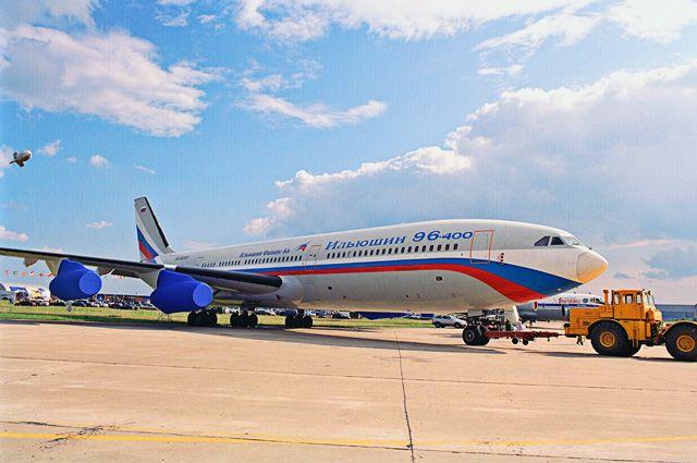 Что представляет собой Ил-96-400, который может стать новым бортом № 1?