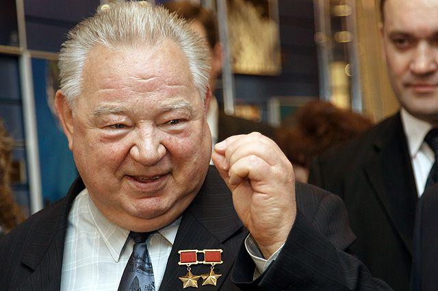 Космонавт Георгий Гречко.
