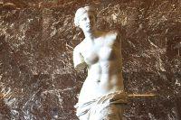 Статуя Венеры Милосской.