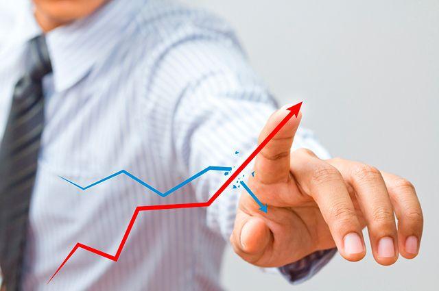 Экономика РФ сократилась воII квартале на0,6%