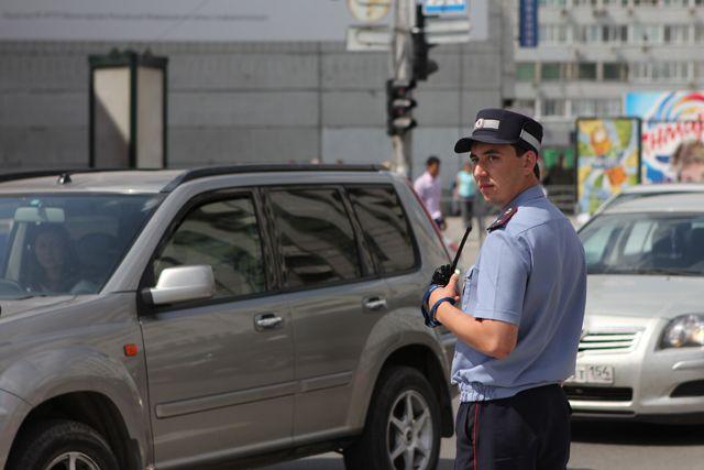Милиция ищет прокатившегося потротуару воВнуково водителя кабриолета