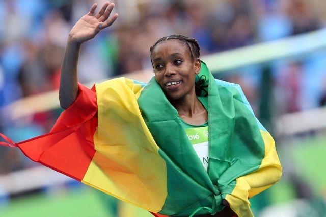Впервом легкоатлетическом старте Олимпиады мировой рекорд побили на14 секунд