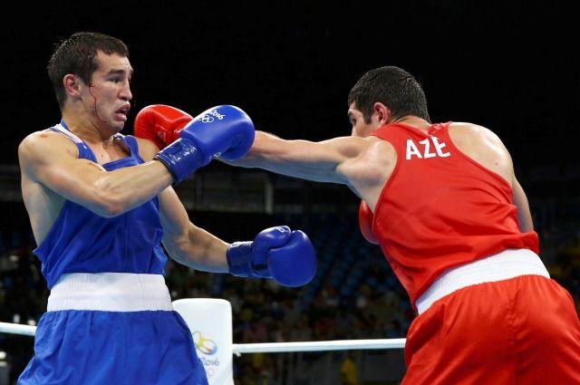 Рио-2016: Боксер Камран Шахсуварлы в1