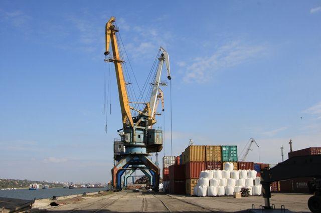 Впорту Ростова устроил забастовку экипаж судна Italia