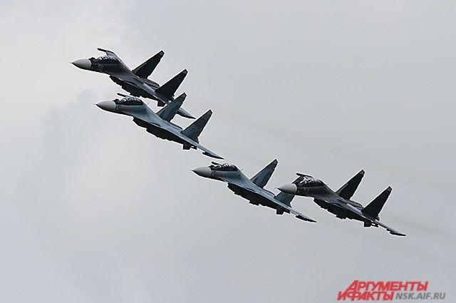 Красноярцы отметят День воздушного флота наавиашоу