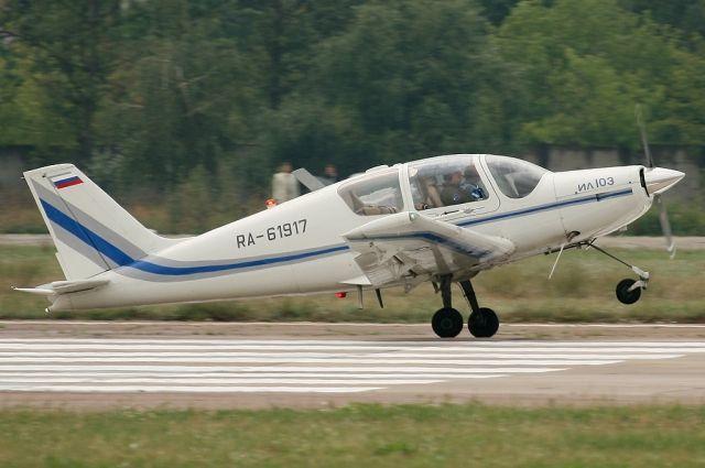 Легкомоторный самолет потерпел крушение наАлтае