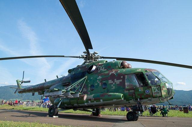 Русский штурман вертолёта Сергей Севастьянов освобождён изплена— МИДРФ