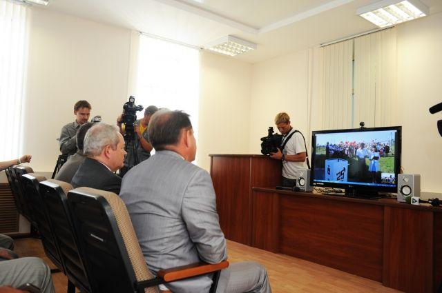 Новый газопровод иводопровод запустили вУинском районе