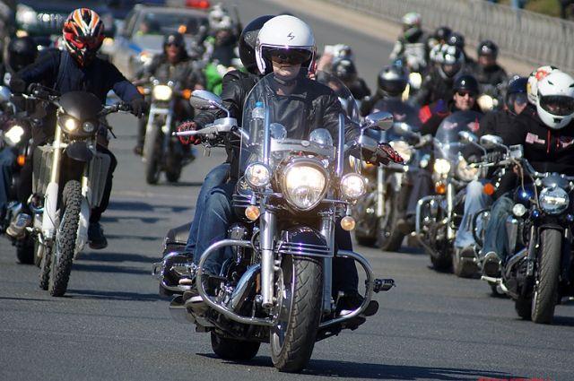 Фестиваль St.Petersburg Harley Days стартовал вПетербурге