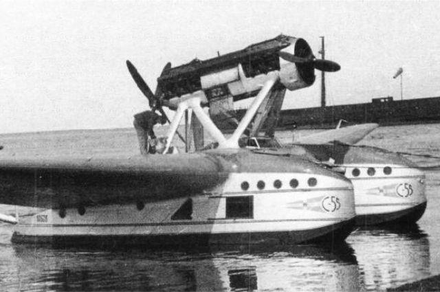 Савойя-Маркетти С-55