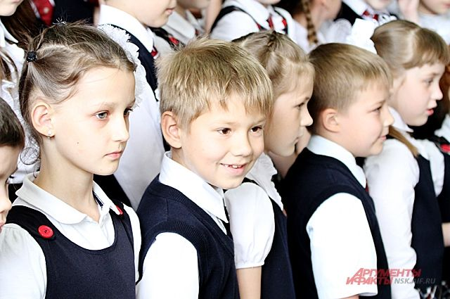 В Новосибирске ожидается бум первоклассников